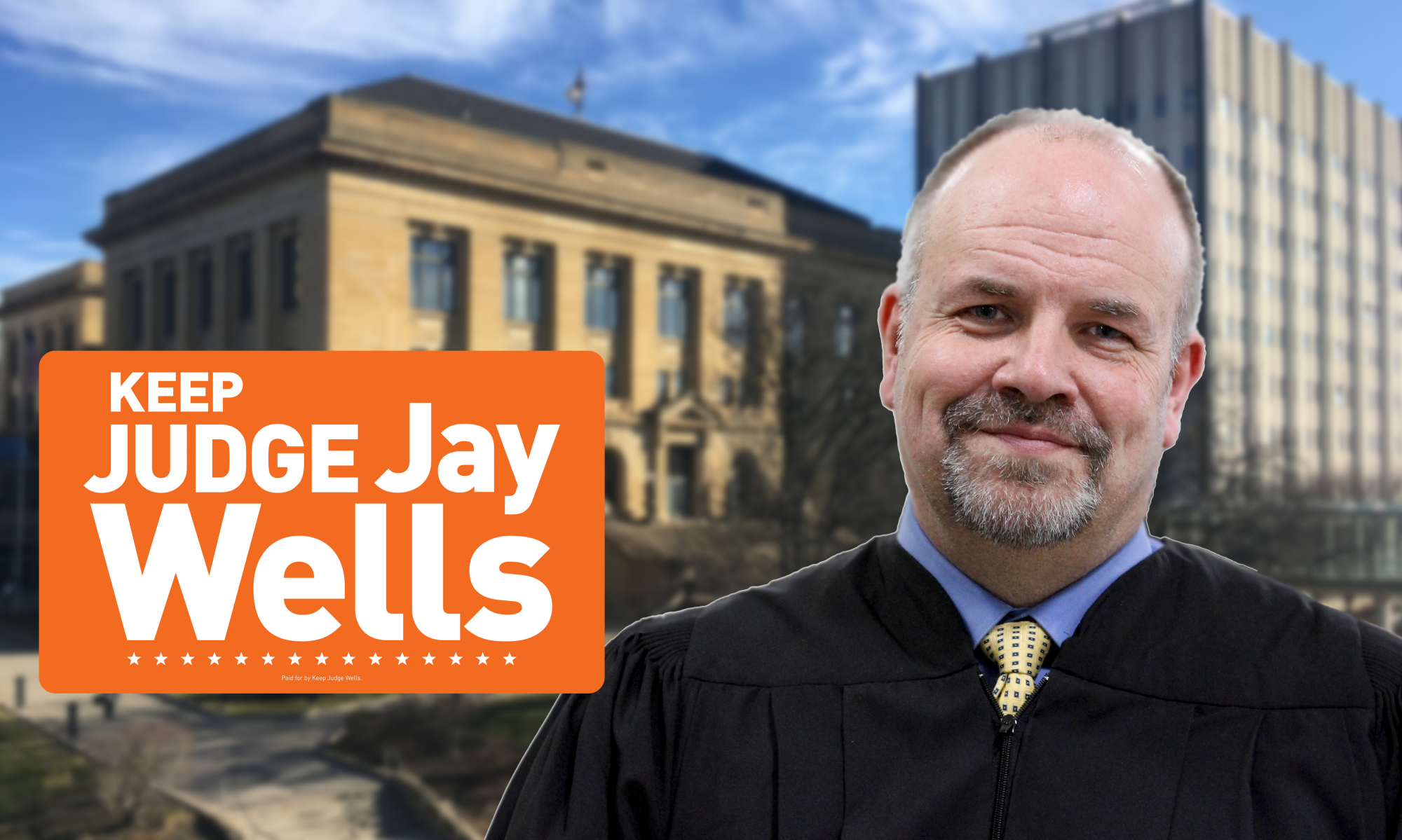Keep Judge Wells